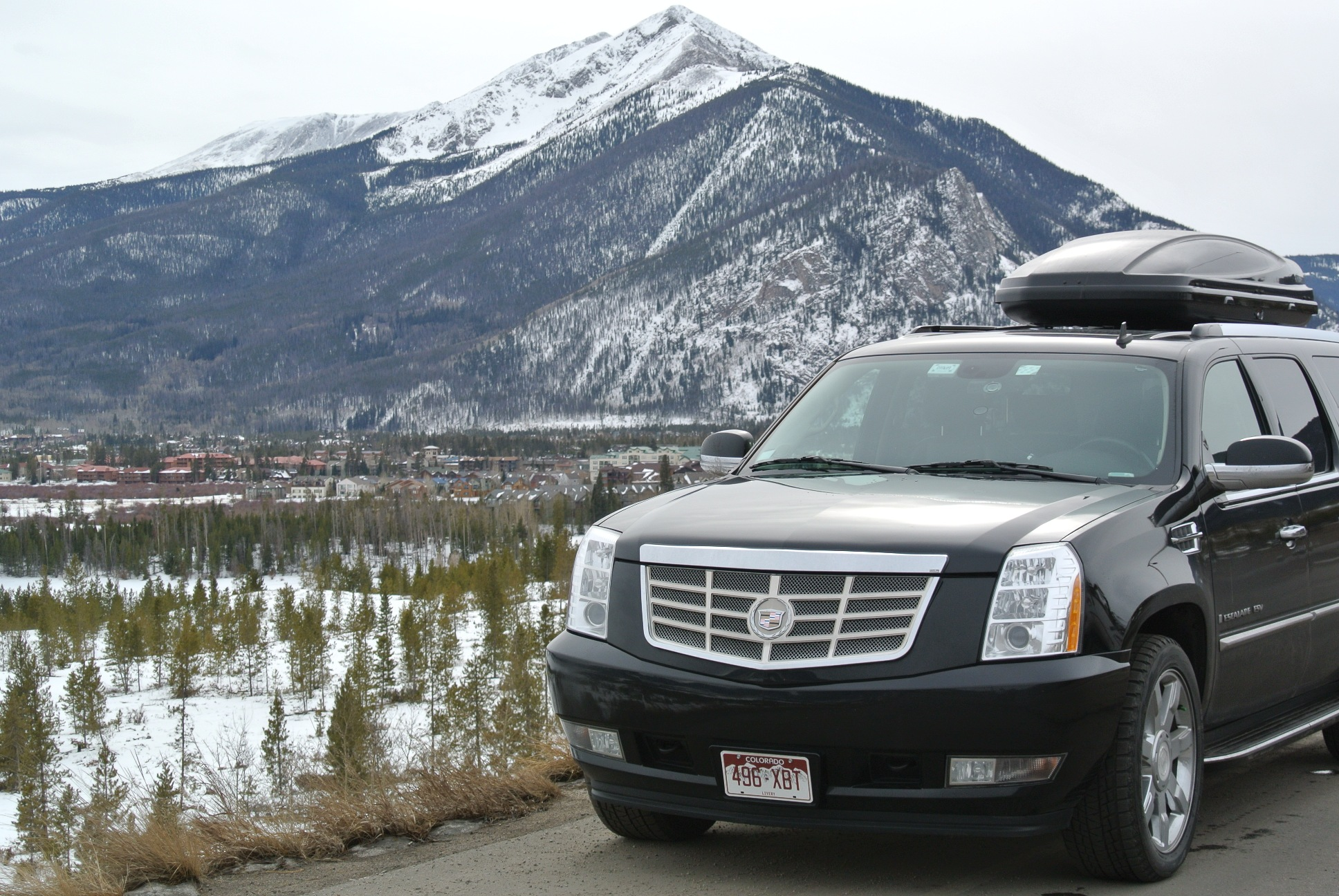 Denver to Vail ground transportation
