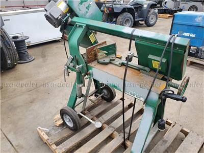 GREENLEE METAL BAND SAW MODEL 1399, HORIZONTAL BANDSAW