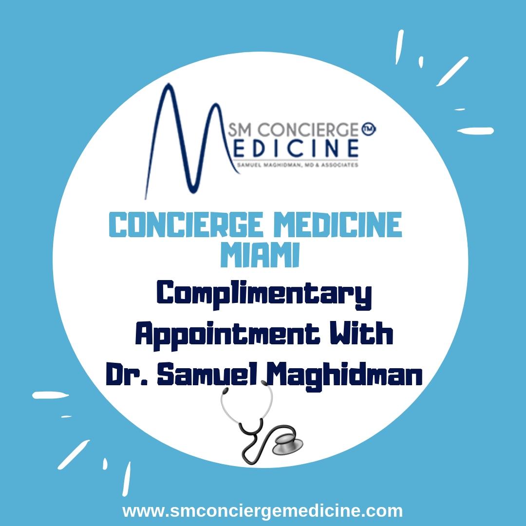 Concierge Medicine Miami | Concierge Doctor Miami | Primary Care