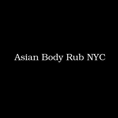 Asian Body Rub
