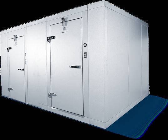 cold storage equipment, walk-in coolers, and freezers