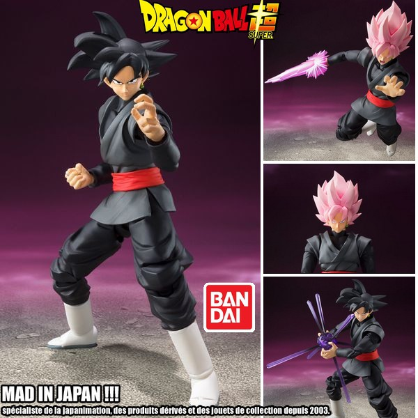 GOKU BLACK DRAGONBALL SUPER