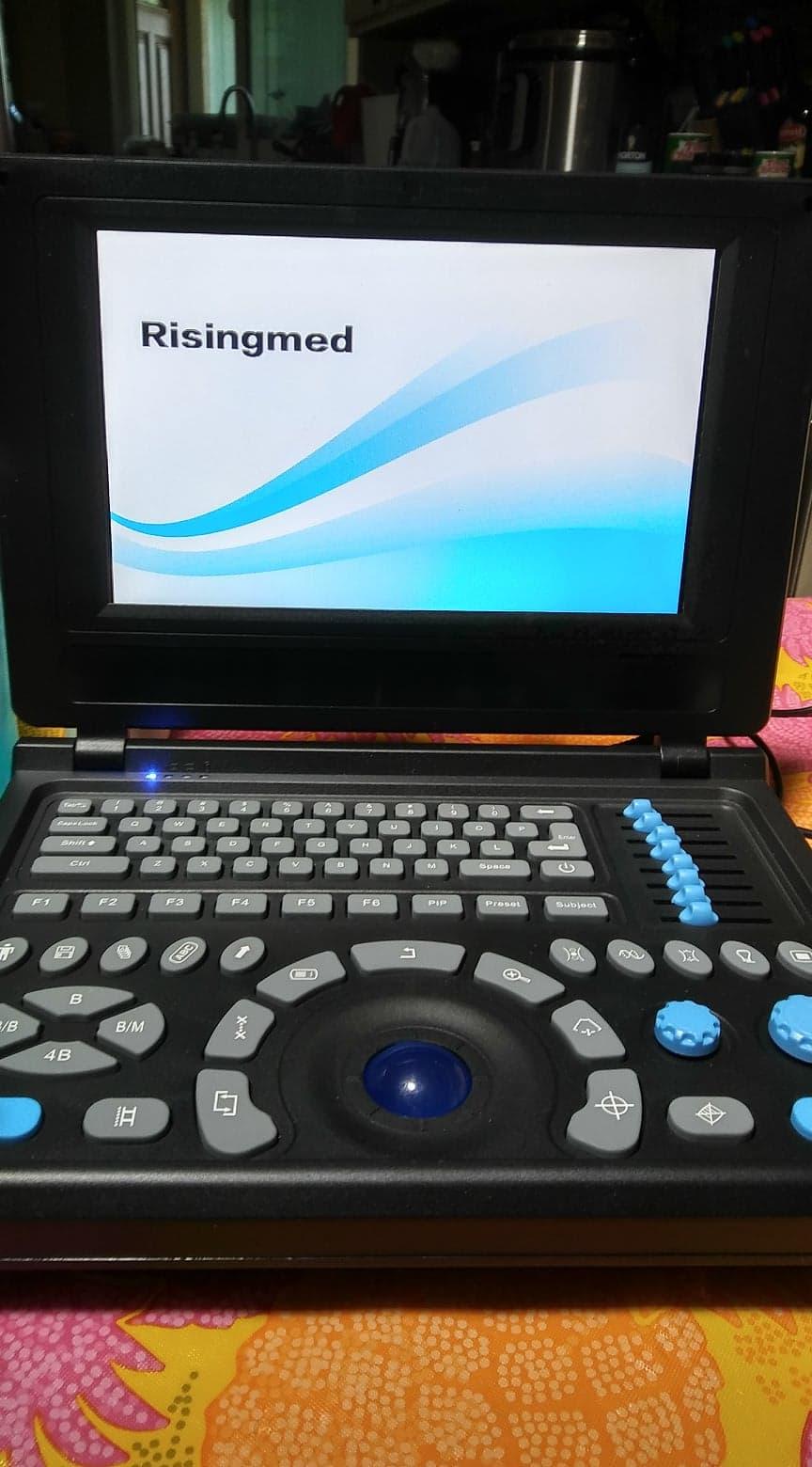 "Portable Ultrasound Machine w/10.4"" Display"