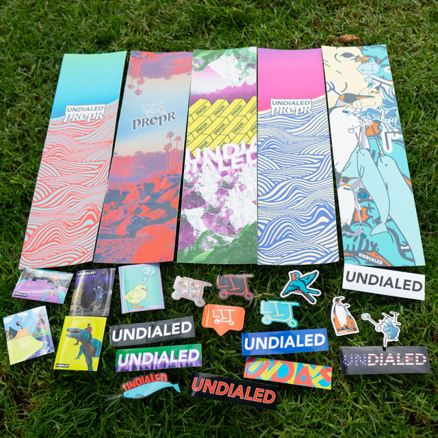 Figz Griptape Stickers Online in the USA   Undialed.co