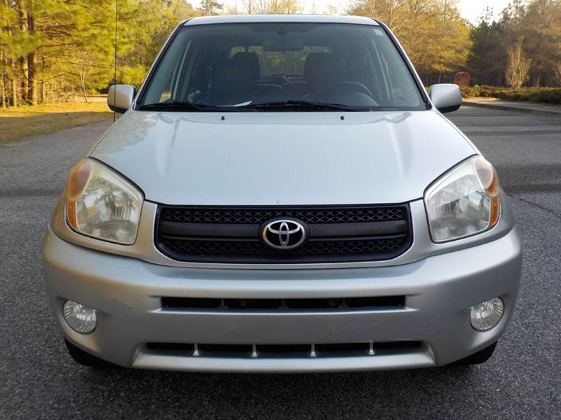 Used 2005 Toyota Rav4-4dr-Silver-Auto-136k miles