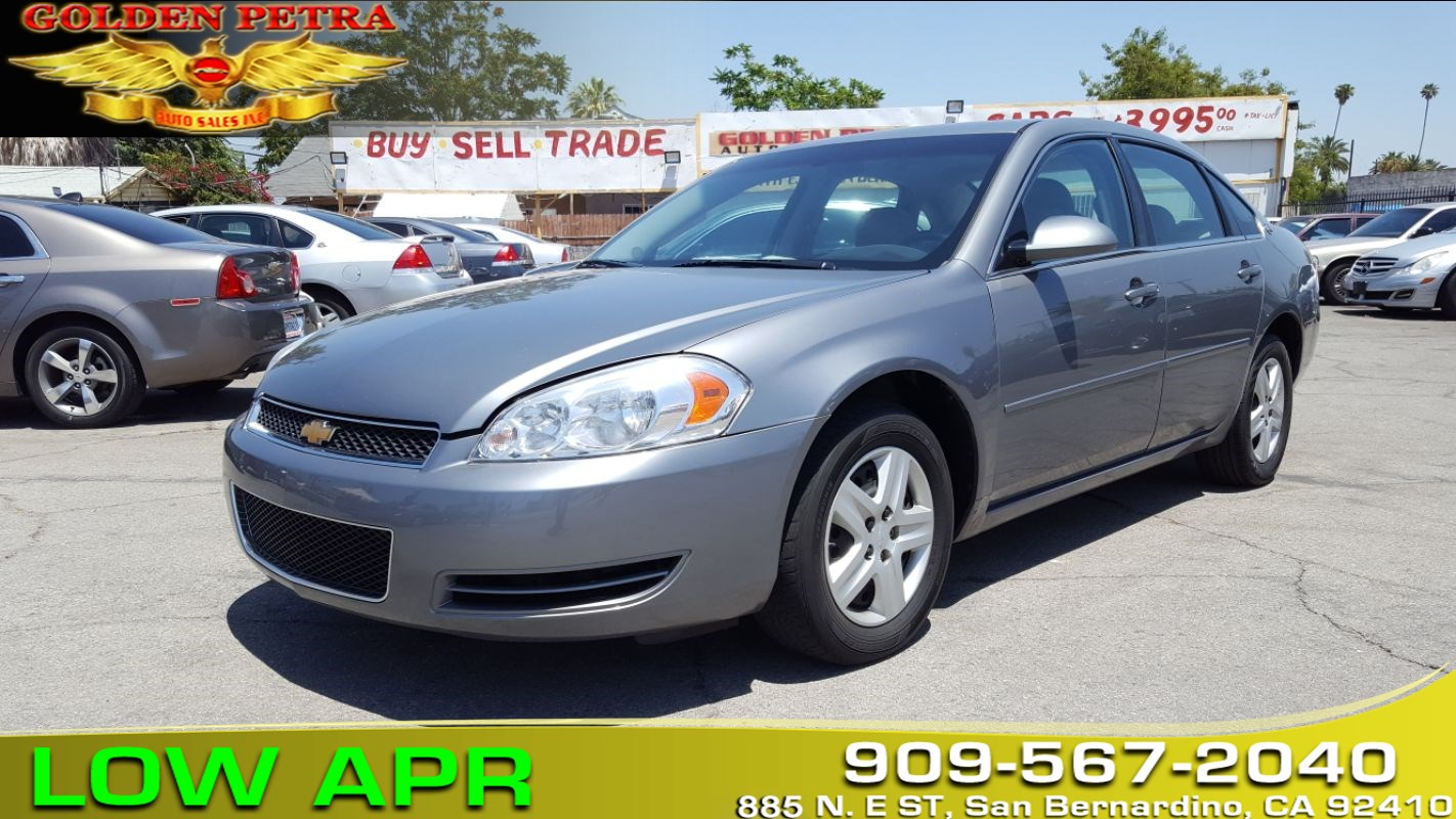 2007 Chevrolet Impala **Get LOW monthly payments**