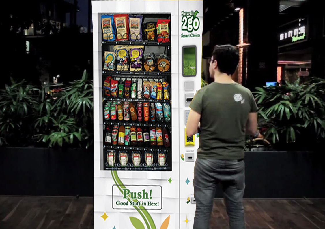 Your best vending machines need best locations find it with naturals2go.com