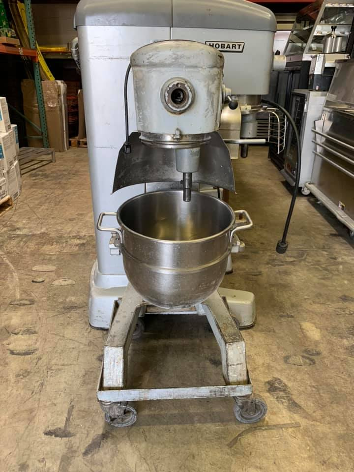 Hobart 30QT Dough Mixer - Restaurant / Bakery Equipment