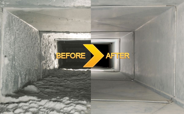 Take Best Solutions from Ductwork Cleaning Miami