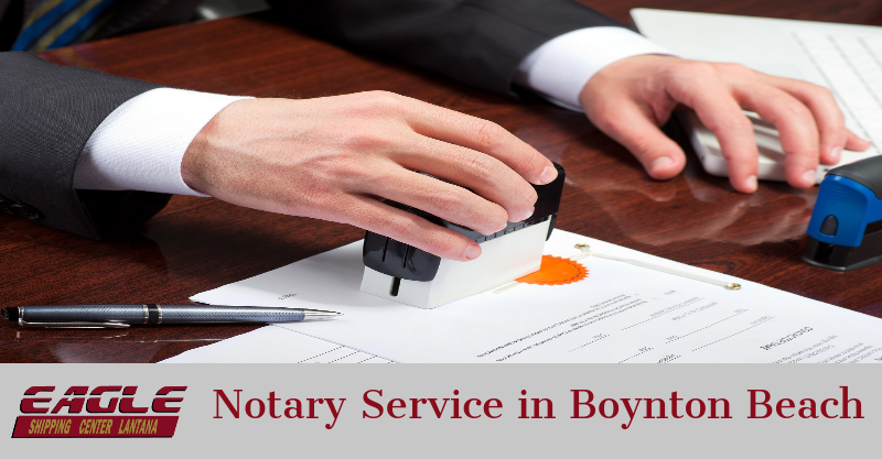 Best Notary Service in Boynton Beach