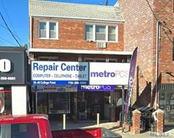 ID#:  1319228 Storefront For Rent On College Point Blvd. 984 Sq. Ft.
