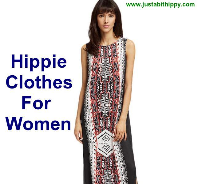 Hippie Clothing For Women | Just A Bit Hippy