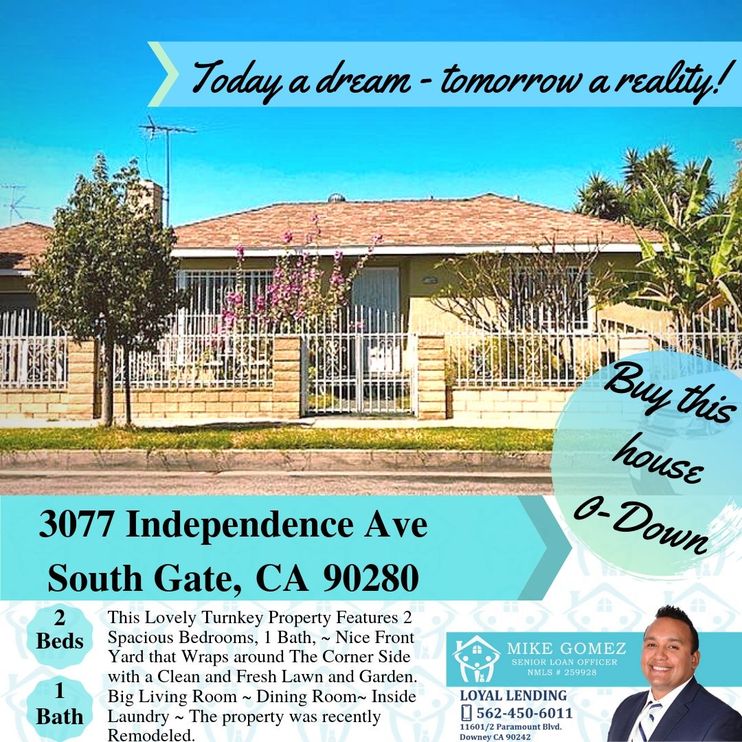 Today a dream - tomorrow a reality!!!!!  Buy this house 0-Down!!!!