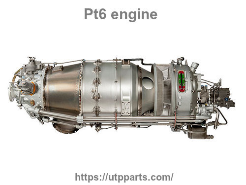 Top quality of  Pt 6 engine for sale