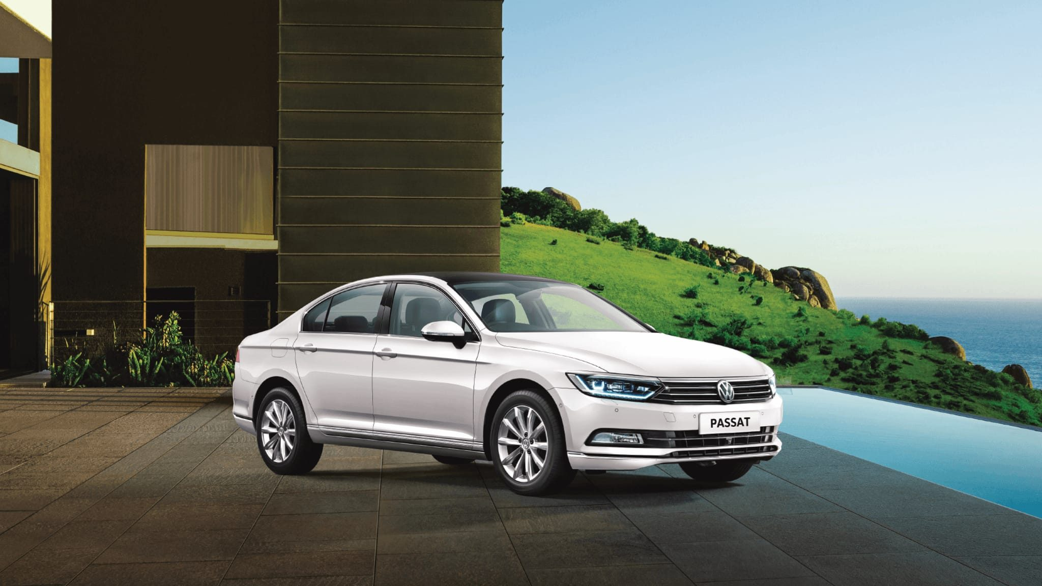 Time to Upgrade to Passat, the new sedan on roads.