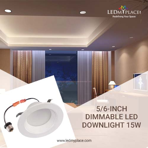 timeless design c5c6a 082d2 PennySaver | The Best New 5/6'' dimmable LED downlights On ...