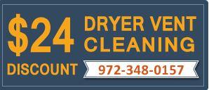 Dryer Vent Cleaning Carrollton TX