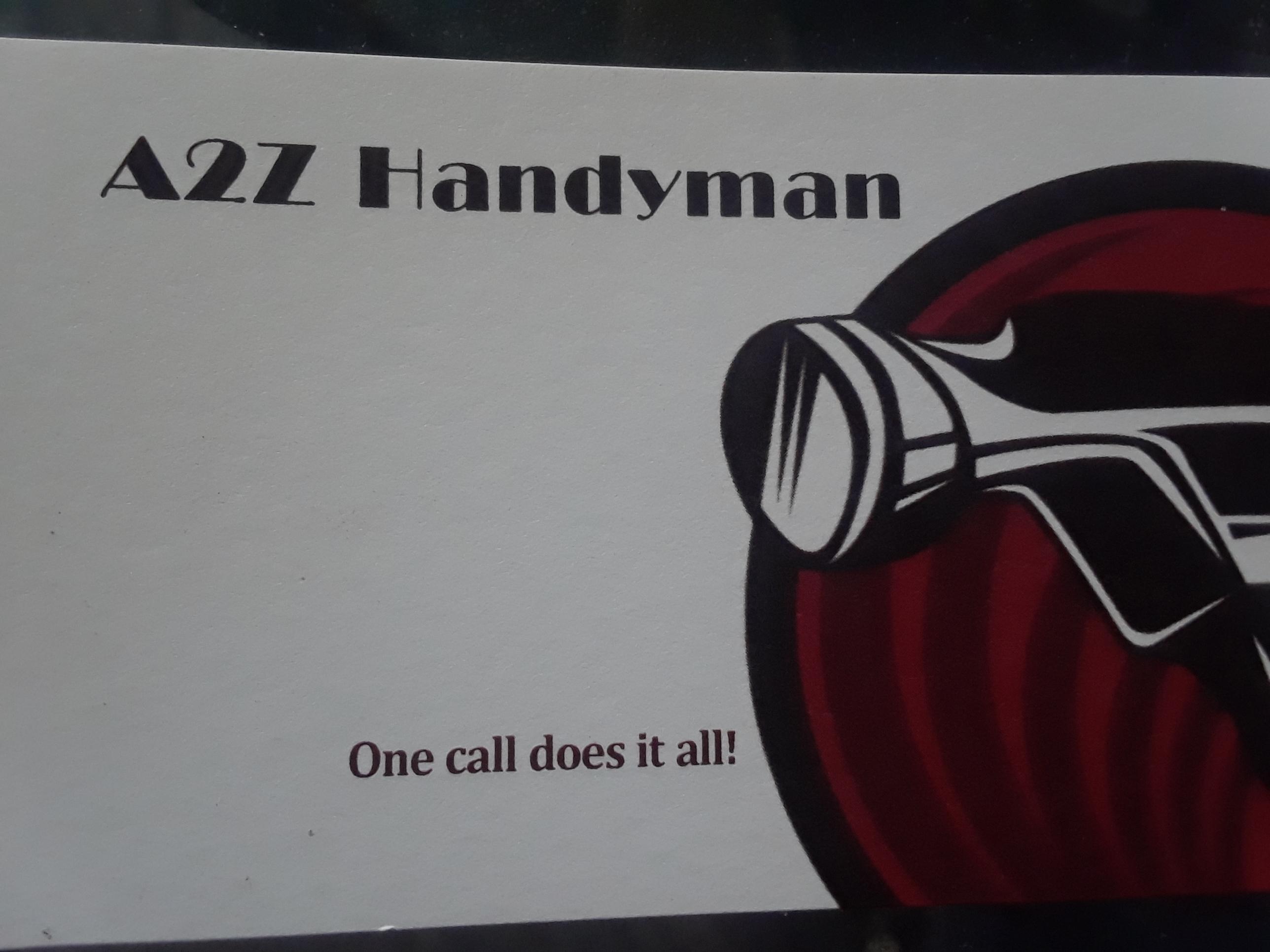A2Z HANDYMAN