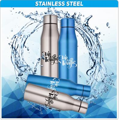 Looking for Personalized Stainless Steel Water Bottle – Faucet Face