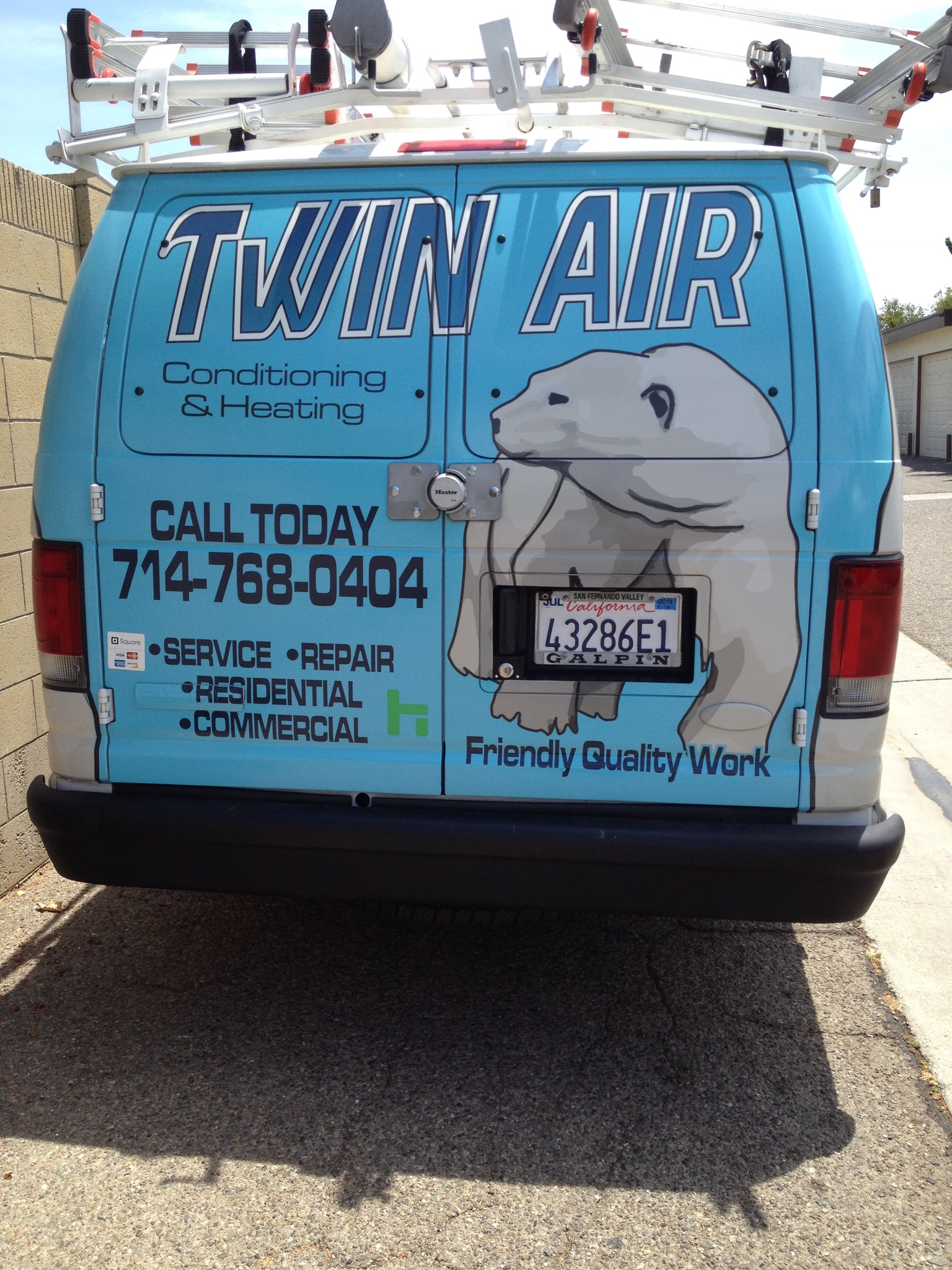 Twin Air Conditioning & Heating