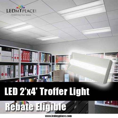 Black Friday Sale - Buy 2X4 LED Troffer Shop Light