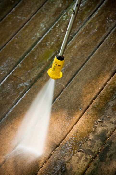 Pressure Washing for Less
