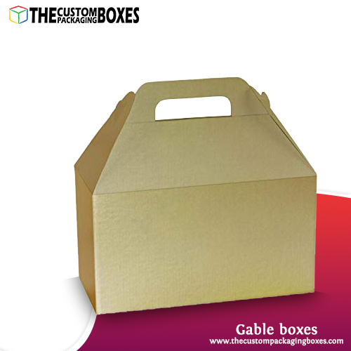 Gable Boxes for your takeouts