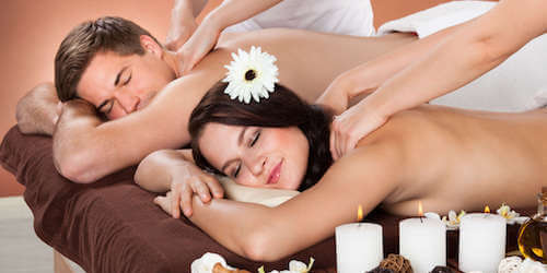 Full body massage parlor in South Delhi