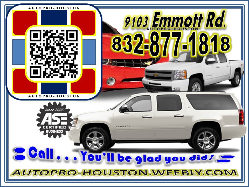 Engine | Transmission | Diagnostics | Repair | Jersey Village | Houston Harris County TX since 2006