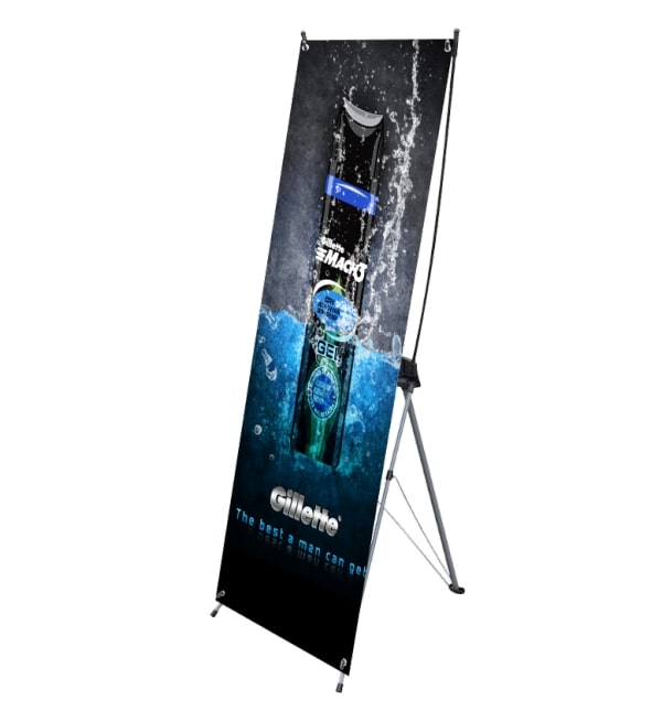 Portable Retractable Banner Stand Is Great Way To Display a Message