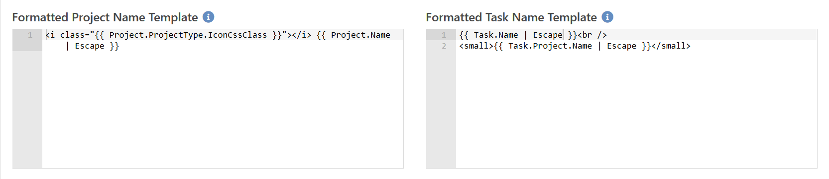 Add Project Type
