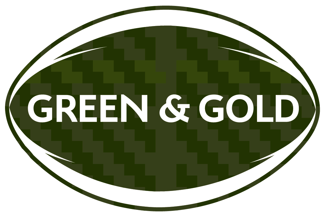 Logo for Green and Gold