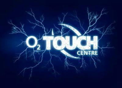 Logo for Derby O2 Touch