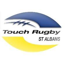 Logo for St Albans Touch