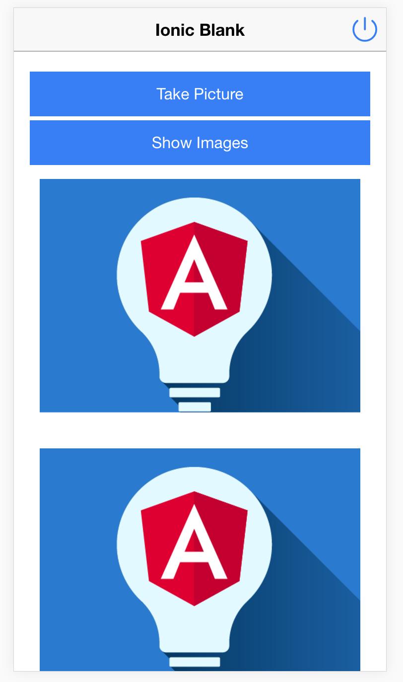 Image Grid App