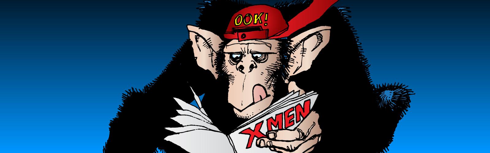 Ook the Ape