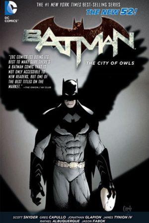 Batman Vol.02: The City Of Owls