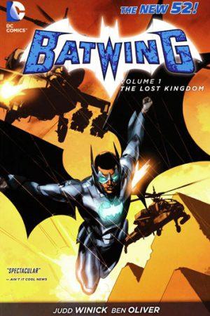 Batwing Vol.01: The Lost Kingdom