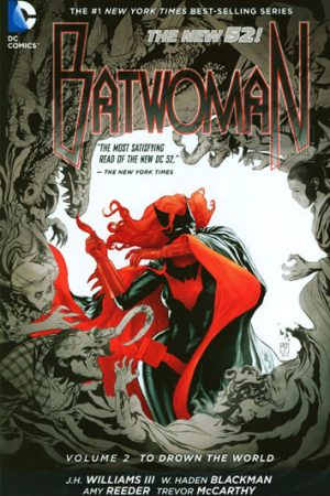 Batwoman Vol.02: To Drown The World