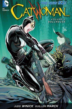 Catwoman Vol.02: Dollhouse