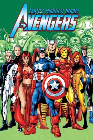 Back Issues: Avengers