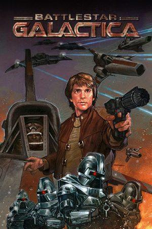 Back Issues: Battlestar Galactica