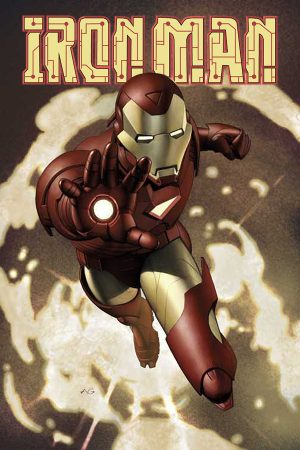 Back Issues: Iron Man