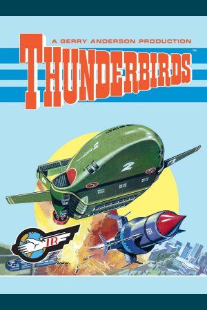 Back Issues: Thunderbirds