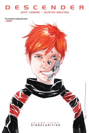 Descender Vol.03: Singularities