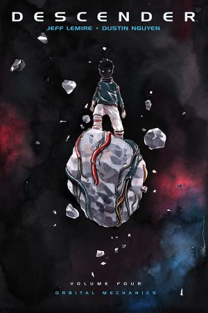 Descender Vol.04: Orbital Mechanics