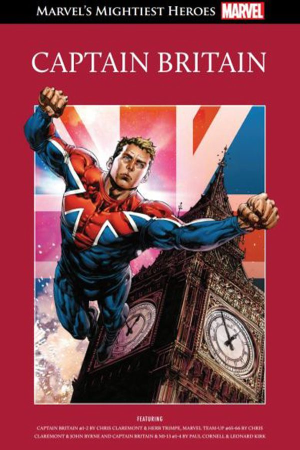 Marvel's Mightiest Vol.76: Captain Britain