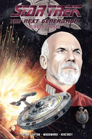 Star Trek - The Next Generation: Mirror Broken