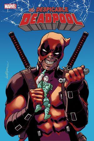 Despicable Deadpool Vol.01 Deadpool Kills Cable