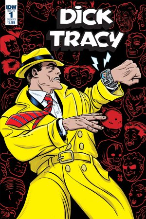 Dick Tracy: Dead Or Alive #1